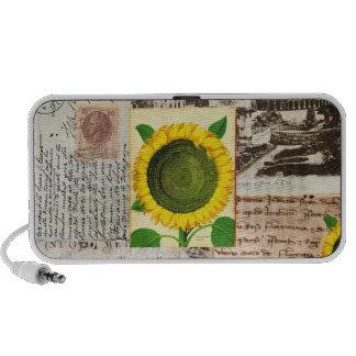 Sunflower Ancient Rome Italian Speaker