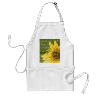 Sunflower Art Apron