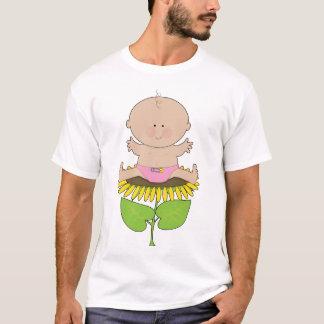 Sunflower Baby Girl T-Shirt