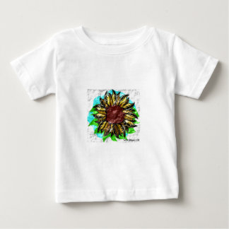 Sunflower Baby T-Shirt