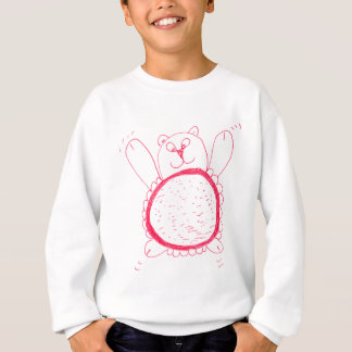 Sunflower Bear Children's Sweatshirt