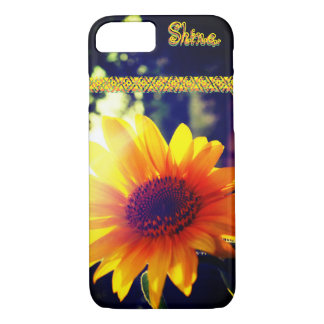 Sunflower Beauty iPhone 8/7 Case
