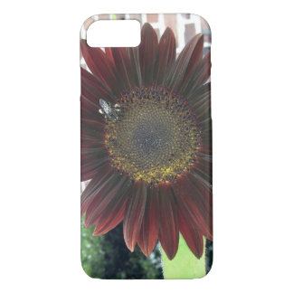 Sunflower Bee 1 iPhone 7 Case
