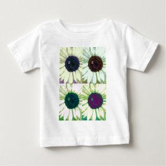 Sunflower Bee Pop Baby T-Shirt