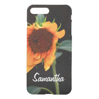 Sunflower bloom iPhone 7 plus case