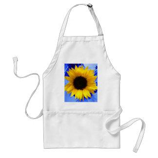 Sunflower Blue Standard Apron