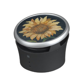 Sunflower Bluetooth Speaker