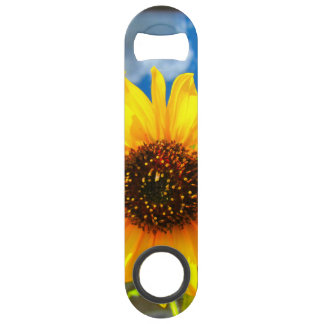Sunflower Bottle Opener
