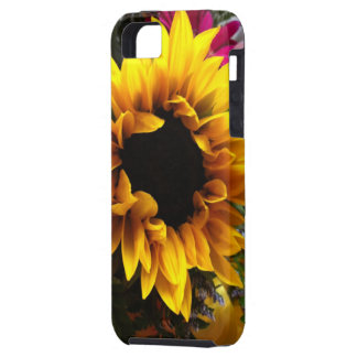 Sunflower bouquet iPhone 5 case