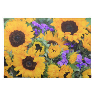 Sunflower Bouquet Placemat