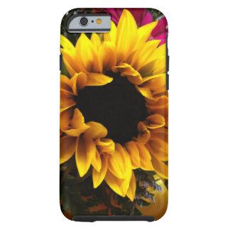 Sunflower bouquet tough iPhone 6 case