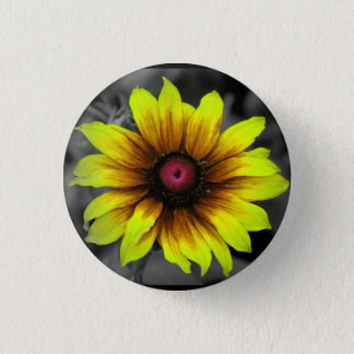Sunflower Button