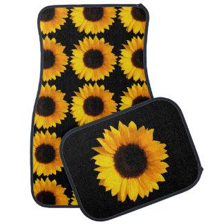 Sunflower Car Mats Floor Mat