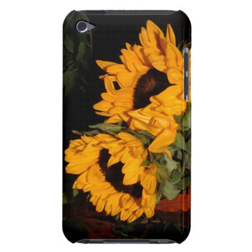 Sunflower Case for iPod Touch 4th Generation Case-Mate iPod Touch Case