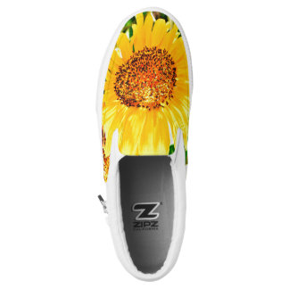 Sunflower Collection Slip On Tennis Shoes