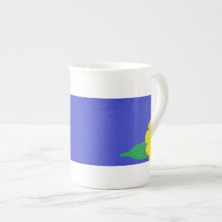 Sunflower Corner Bone China Mug Tea Cup