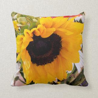 Sunflower/Daisy Pillow