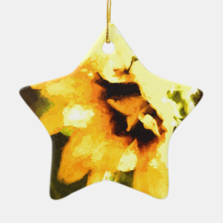 Sunflower Daze Christmas Ornament