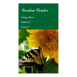 Sunflower Delight Pack Of Standard Business Cards