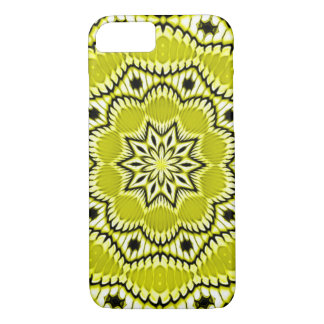 Sunflower Dementia Fractal iPhone 7 Case