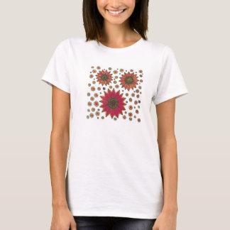 Sunflower Doodle T-Shirt