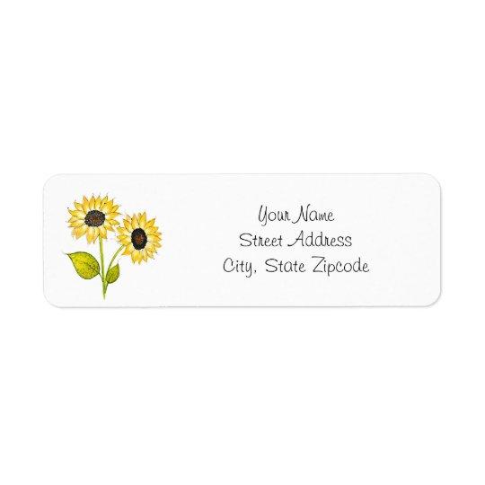 'Sunflower Duet'