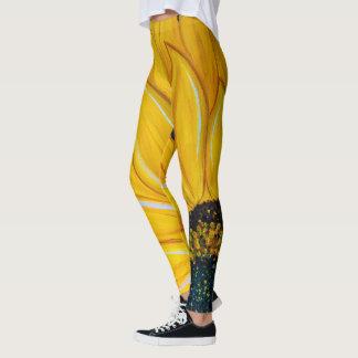 Sunflower Duo Leggings