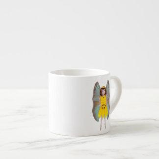 Sunflower Fairy Espresso Mug