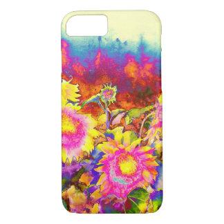 Sunflower Fields iPhone 7 Case