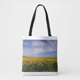Sunflower Fields Tote