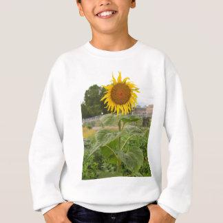Sunflower flower sweatshirt