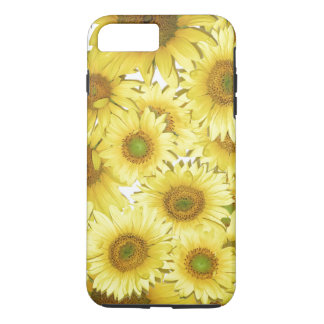 Sunflower Flowers Floral iPhone 7 Case