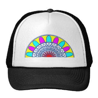 SUNFLOWER Fortune Lucky Chakra Mandala Hat