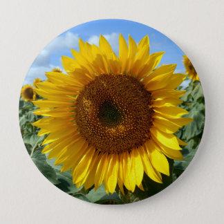 Sunflower Giant Badge