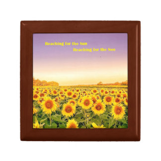 SUNFLOWER GIFT BOX   (small)