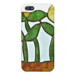 Sunflower Greens iphone case Cover For iPhone 5