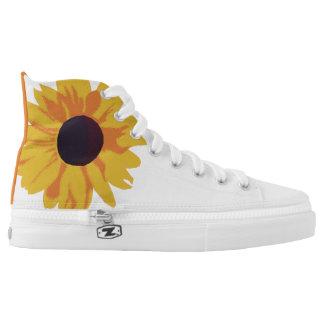 sunflower high tops