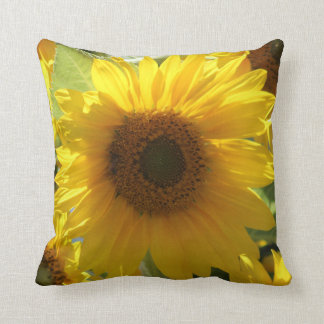 Sunflower in Africa Cushions