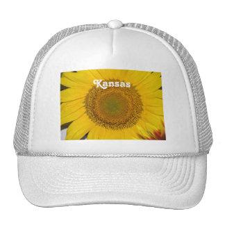 Sunflower in Kansas Mesh Hat