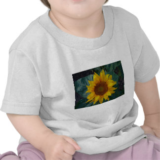 Sunflower in the Spring T Shirts