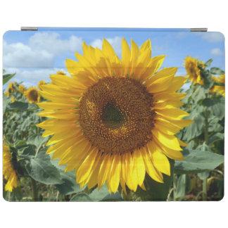 Sunflower iPad Cover