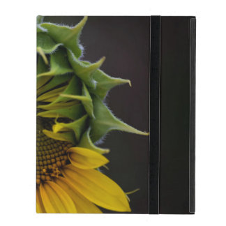 Sunflower iPad Folio Case