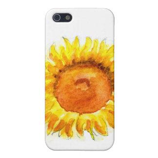 Sunflower iPhone 5/5S Cases