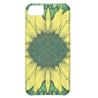 Sunflower iPhone 5C Case