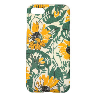 Sunflower Iphone 7 Matte Phone Case