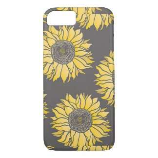 Sunflower Iphone 7 Phone Case
