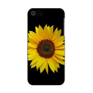 Sunflower iPhone SE/5/5S Incipit Shine Case