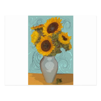 sunflower.jpg postcard