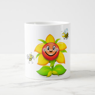 Sunflower Jumbo Mug