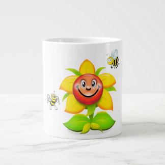 Sunflower Jumbo Mug